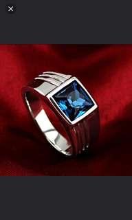 珠寶首飾系列 (男鈦鋼戒指) (田亮推廣系列) (包Buyup自取站取貨) (ti-stainless steel ring)