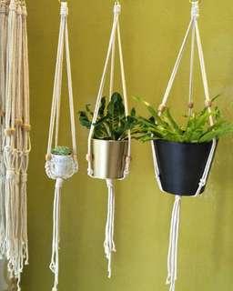 Tasha-Macrame Plant Hanger