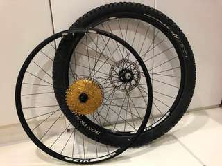 ZTR Arch Stan's No Tubes 3.30 Wheelset