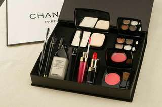 Chanel Makeup Set