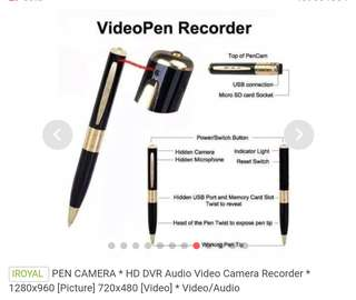 super cool spy pen for work or protection for you and your family