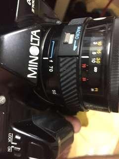 🚚 Minolta 35 70mm Len for Sony a 一機一鏡