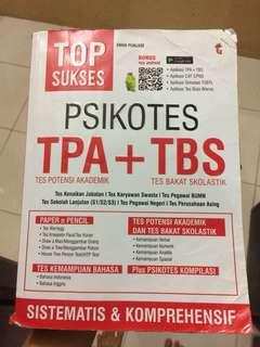 BUKU PSIKOTES TPA+TBS