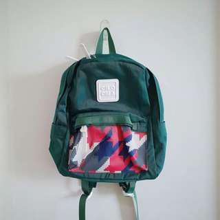 CILOCALA Backpack - Spinach