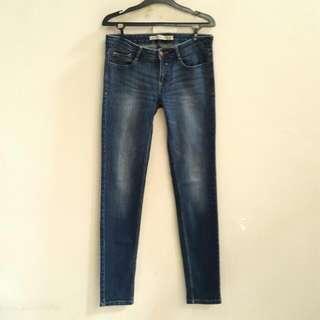 Zara Trf Slim Jeans