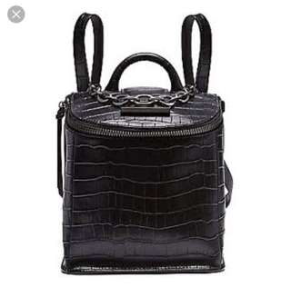 Mimco Estate Leather Backpack