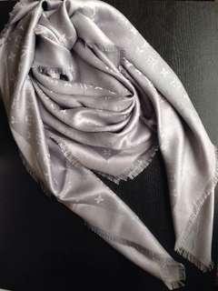 Authentic Preowned  LV Monogram Shine shawl