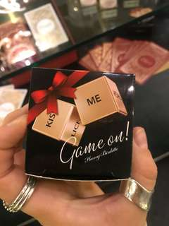 Honey Birdette dice game