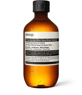 Aesop Body Cleanser (200ml)