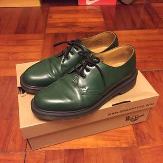 Dr Martens 1461 PW US9 Green Very Color