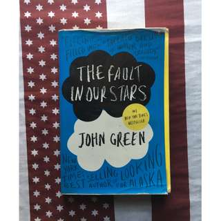 The Fault In Our Starr by John Green
