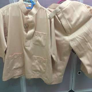 Baju raya & kurta raya budak size 1 & 2 tahun