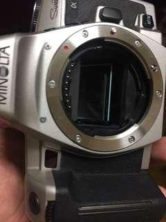 🚚 底片 單眼相機 Minolta sweet