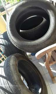 Tyres 265/60R18