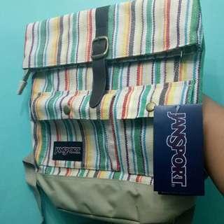Reserved. NEVER USED - jansport backpack