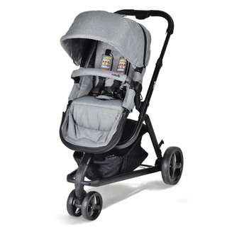 Baby Pram & Stroller - Unilove Touring (Gold detailing)