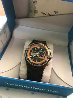 TechnoMarine Cruise Sport 45mm Black