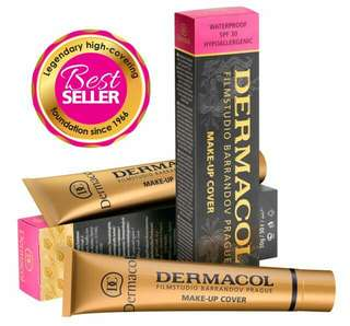 🚚 Dermacol Make Up Cover[Authentic]