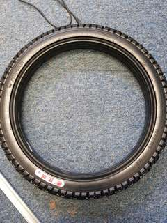 16inch tubless tire 2.125 inch