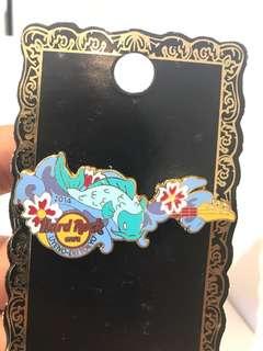 HRC Koi Fish Guitar Pin