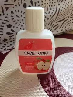 Face tonic apple