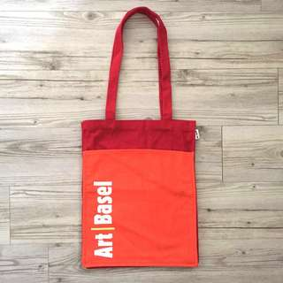 Brand new Art Basel Tote Bag