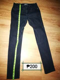 Pre-loved branded jeans and shorts for kids
