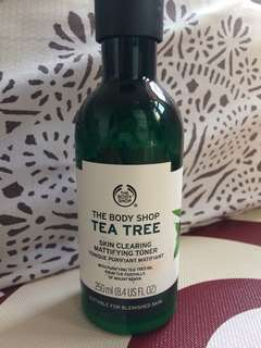 TBS Tea Tree toner