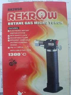 Butane Gas Micro Torgh