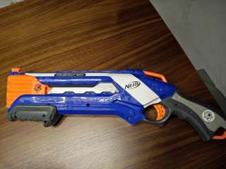Nerf roughcut 2x4 (stock, unmodded)