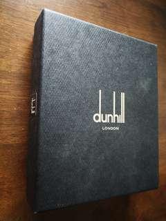 全新 Dunhill London 男裝銀包 bi-fold 短銀包
