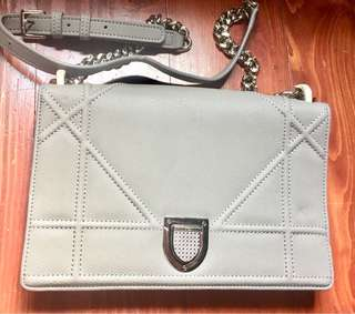 Sling bag ( grey)