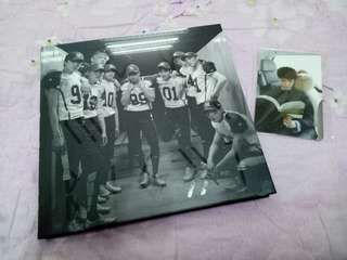 EXO Love Me Right Lay pc