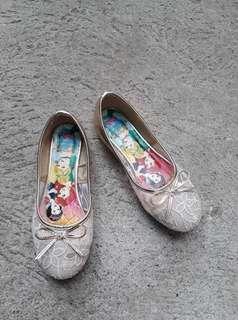 Disney princess ballet shoes