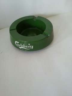 Ashtray carlsberg