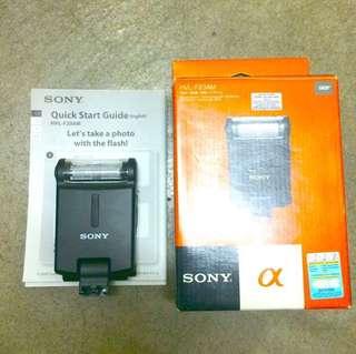 Sony Flash Speedlight