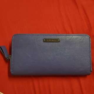 Esprit Purple Wallet