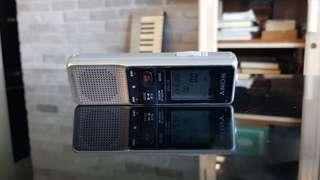 Sony voice Recorder icd-p620