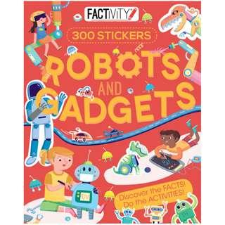Factivity Robots and Gadgets