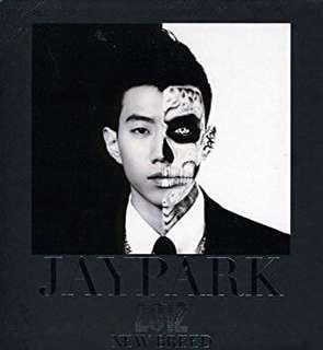 Jay Park 2012 NEW BREED