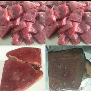 Frozen food Daging sapi