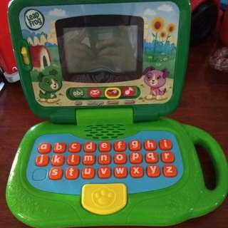 Leap Frog leaptop laptop