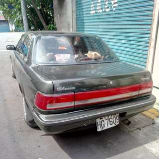 Toyota corona 1994 老可 沙龍