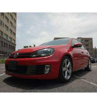 2010年GTI紅色2.0跑15萬