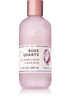 Rose Quartz Shower Gel Bath & Body Works (NEW)
