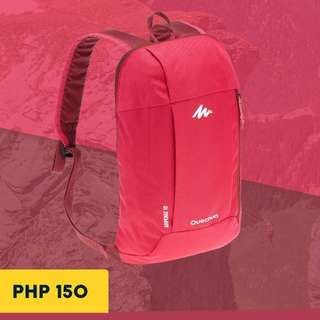 Decathlon Backpack 100 only