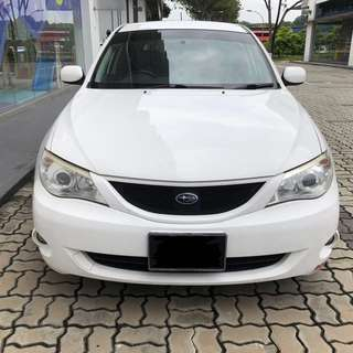 Subaru IMPREZA Flash Deal! Grab Friendly*