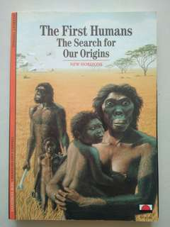 The First Humans #nogstday
