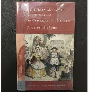 A Christmas Carol (by Charles Dickens)