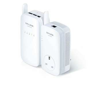 TP-LINK Wi-Fi Range Extender/Powerline Adapter